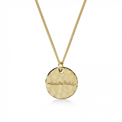 Radley London Broad Street Gold Necklace