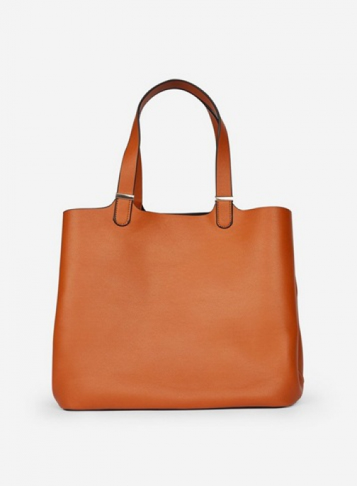 Pieces Tan 'Kopa' Shopper Bag