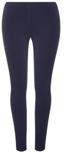 Dorothy Perkins Womens **DP Curve Navy - Blue, Blue Legging