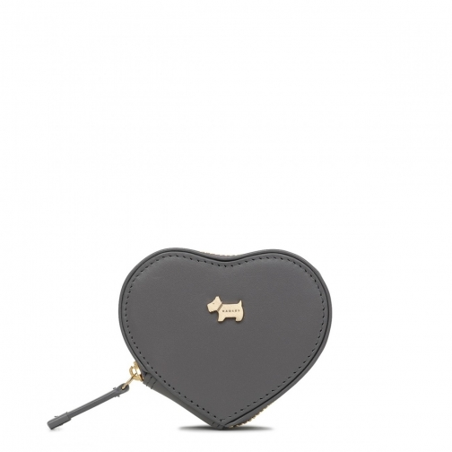 Radley Oak Hill Woods Small Heart Coin Purse