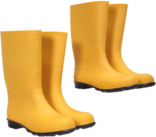 Mountain Warehouse Plain Kids - Multipack - Yellow Welly