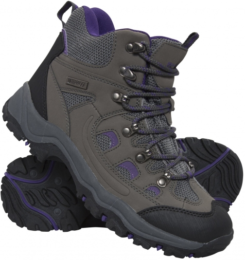 Mountain Warehouse Adventurer Womens Waterproof - Grey Boot