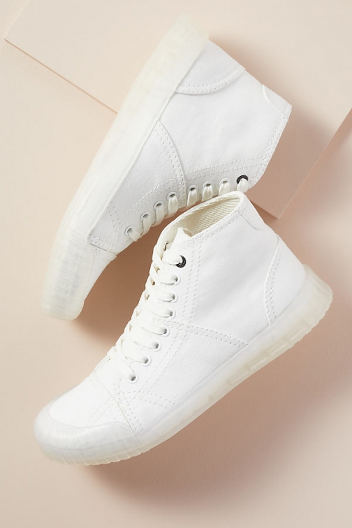Anthropologie Good News Hurler High-Top Trainer