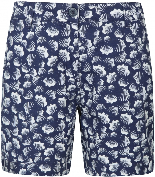 Mountain Warehouse Lakeside II Printed Womens - Blue Short