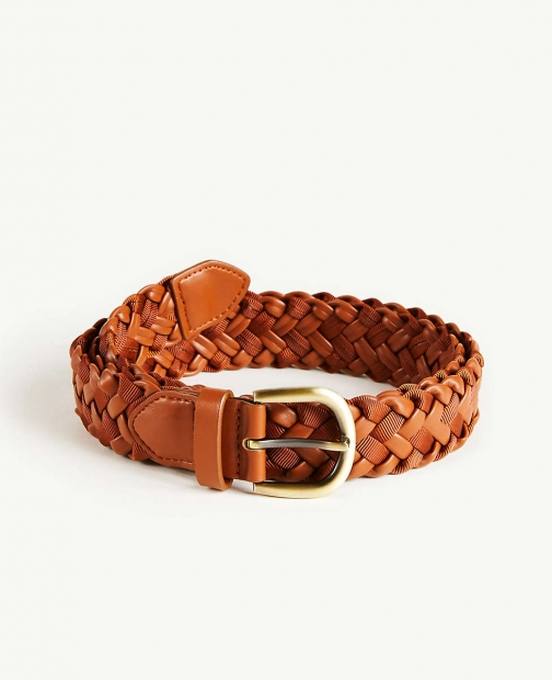Ann Taylor Braided Belt