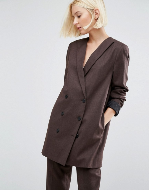 Selected Valina Double Breasted Suit Jacket