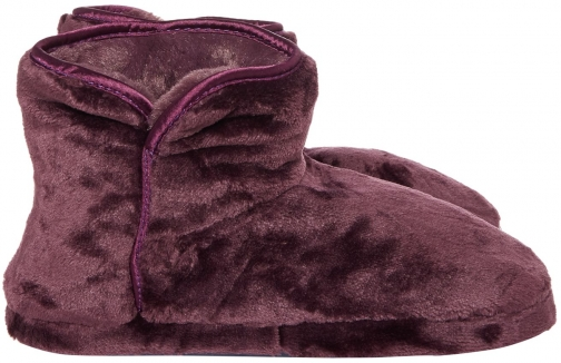 Linea Supersoft Booty Slipper
