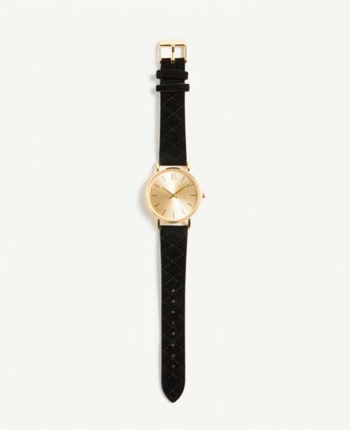 Ann Taylor Quilted Watch