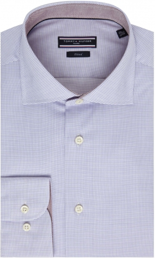 Tommy Hilfiger Men's Tommy Hilfiger Jak Check Tailored Shirt