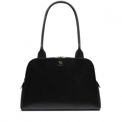 Oasis London Millbank Medium Zip-Top Bag Tote