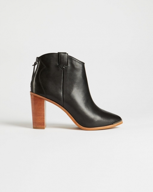 Ted Baker Leather Boot