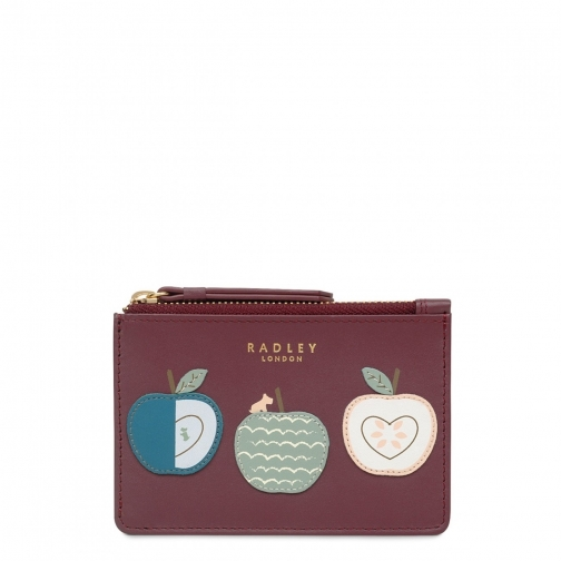 Radley An Apple A Day Small Coin Purse