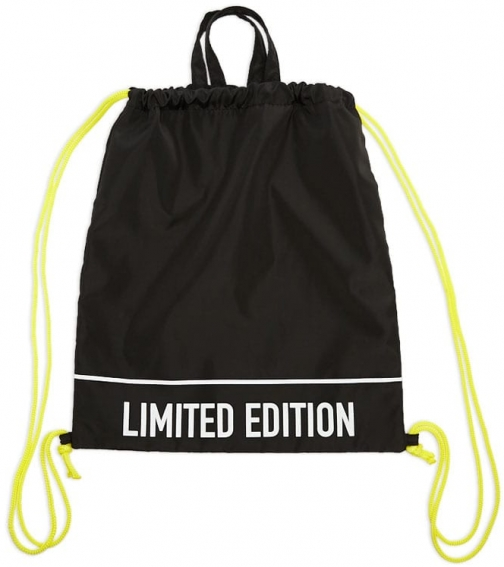 Forever21 Forever 21 Limited Edition Graphic , Black Backpack