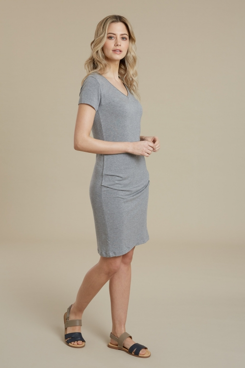 Mountain Warehouse Barcelona Womens UV Protective - Grey Dress