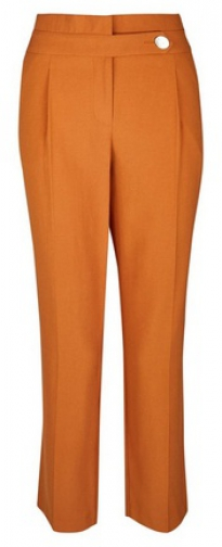 Dorothy Perkins Ginger Button Tapered Trouser