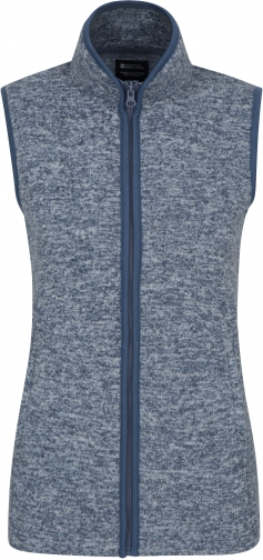 Mountain Warehouse Idris Womens - Blue Gilet