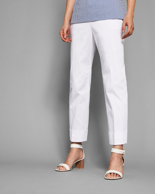 Ted Baker High-waisted Trousers Trouser