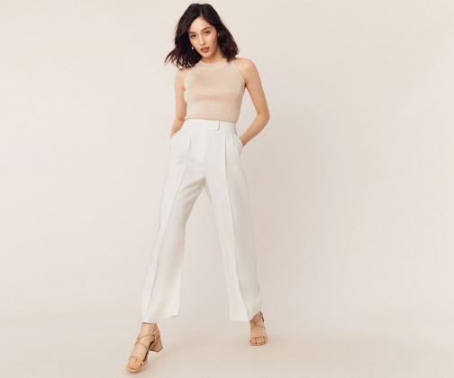 Oasis Occasion Wide Leg Trouser