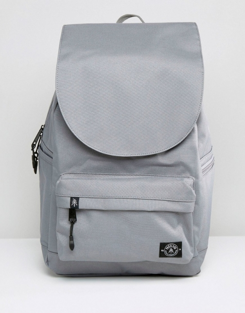 Asos Parkland The Rushmore Flaptop Backpack