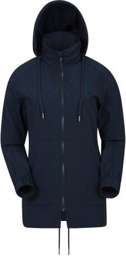 Mountain Warehouse Recycled Womens Jacket - Navy Parka