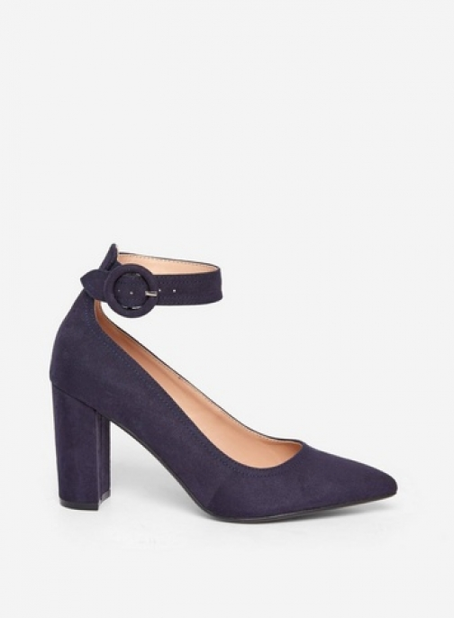 Dorothy Perkins Navy 'Divine' Shoes Court