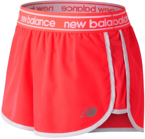New Balance 81134 Women's Accelerate 2.5 Inch - Pink (WS81134VCO) Short