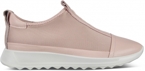 Ecco Flexure Runner Womens Sneaker Size 4 Rose Dust Trainer