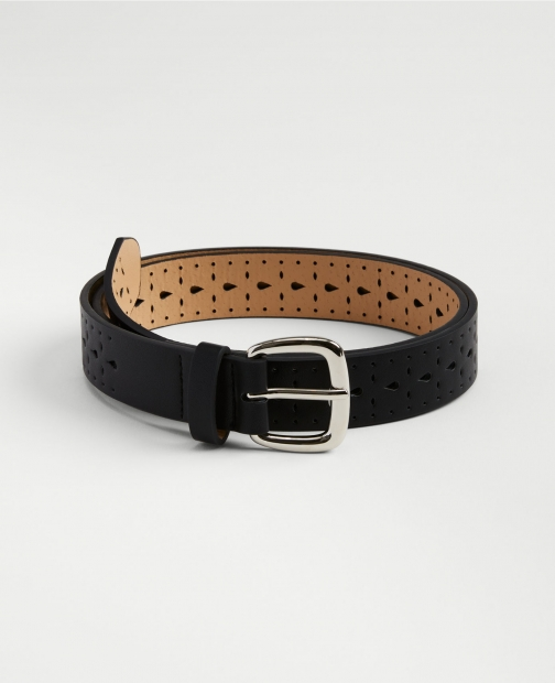 Ann Taylor Factory Perforated Belt
