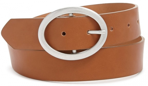 Forever21 Forever 21 Faux Leather , Tan Belt
