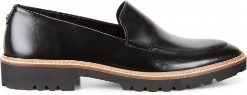 Ecco Incise Tailored Womens Loafer Shoes