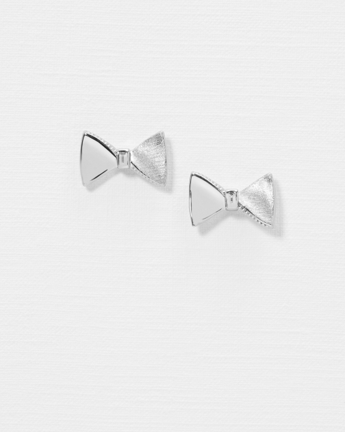Ted Baker Tux Bow Stud Earring