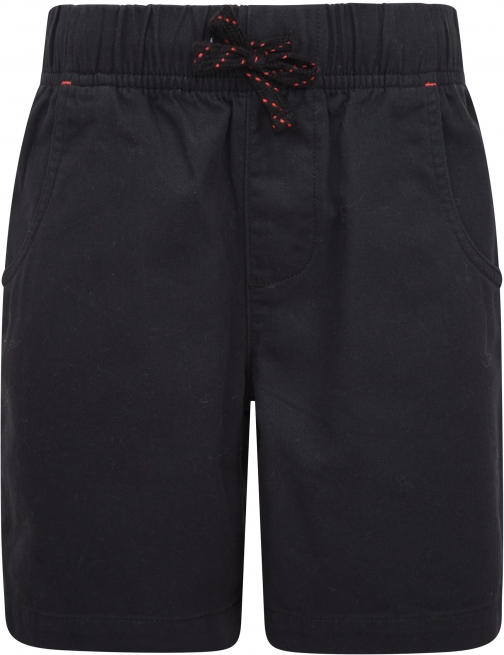 Mountain Warehouse Waterfall Kids Organic - Black Short