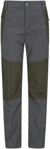 Mountain Warehouse Explore Block Mens Trousers - Grey Trouser
