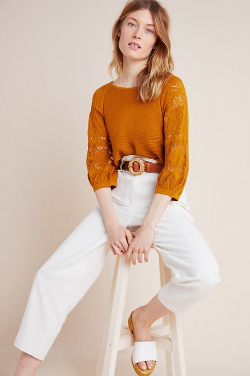 Anthropologie Martina Top Pullover