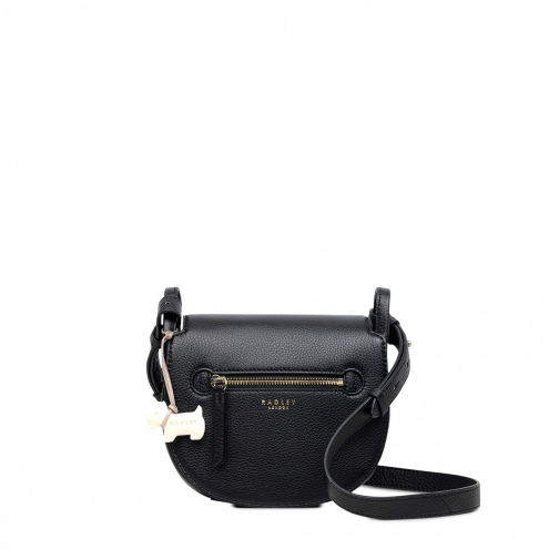 Oasis London Camley Street Small Flapover Cross Body Bag Crossbody Bag