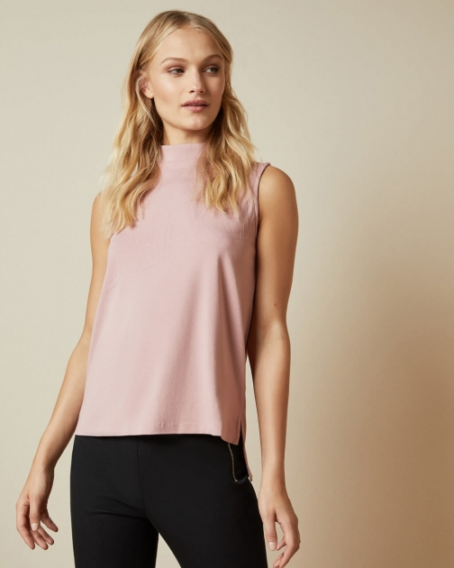 Ted Baker Branded Tank Top
