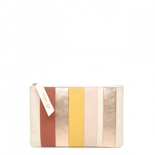 Radley Hello Summer Large Zip-Top Pouch