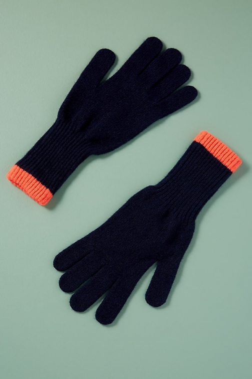 Catherine Tough Lambswool And Cashmere Glove