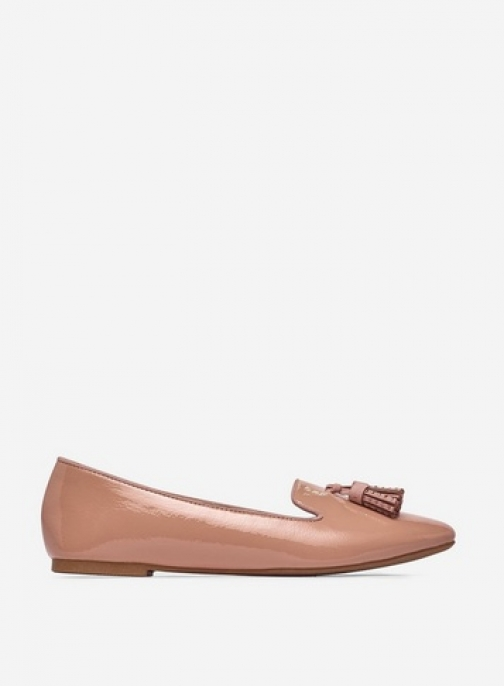 Dorothy Perkins Blush 'Petal' Pumps Ballerina
