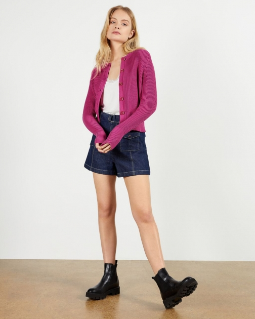 Ted Baker Cotton Cardigan