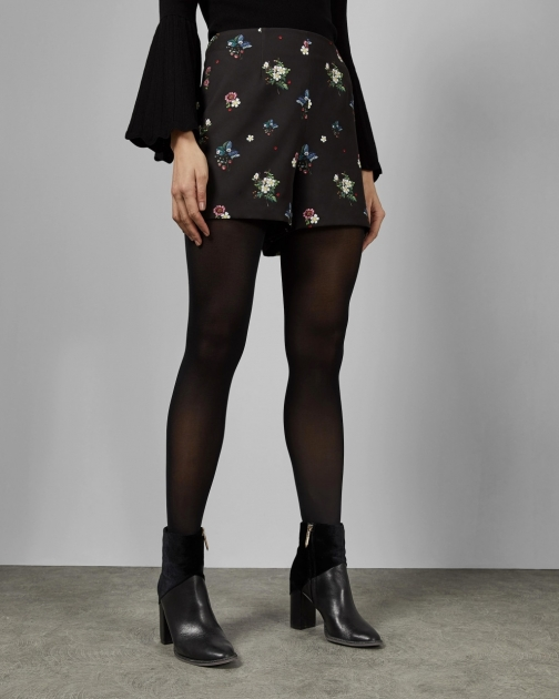 Ted Baker Oracle Ditsy Short
