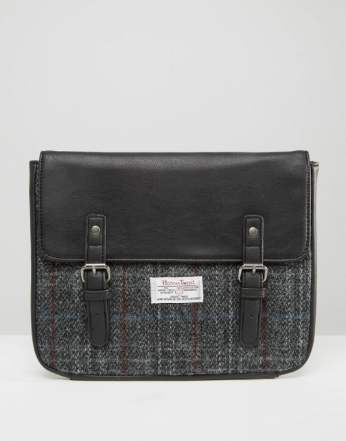 Asos Harris Tweed Ipad Case