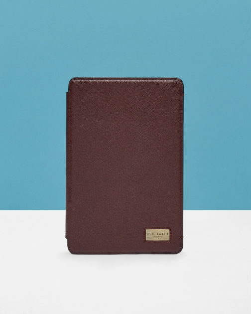 Ted Baker Textured IPad Mini 4 Oxblood Case