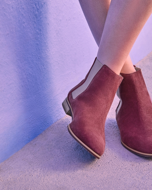 Ted Baker Suede Ankle Boot