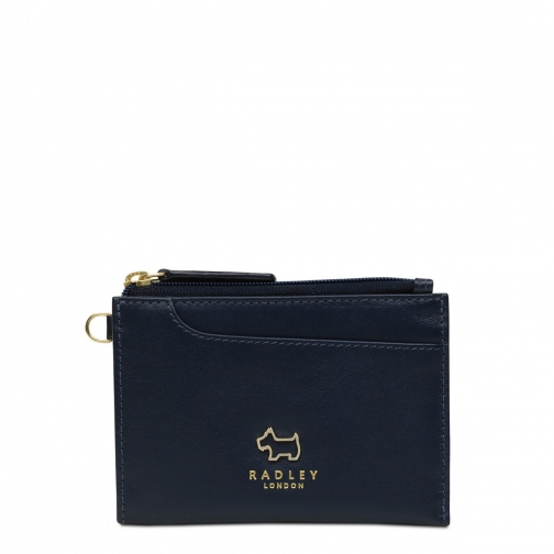 Oasis London Pockets Small Zip-Top Coin Purse