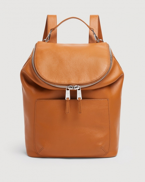 7 For All Mankind Women's Camel Backpack