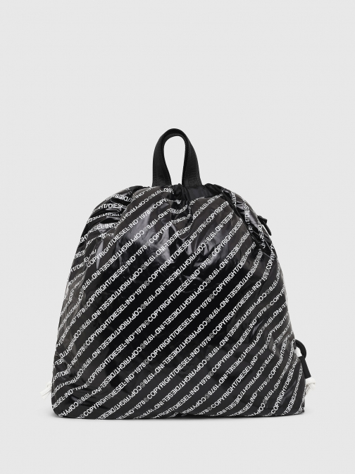 Diesel P3197 - Black Backpack