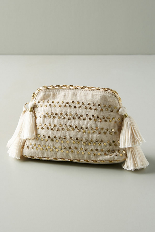 Anthropologie Neives Pouch Pouch