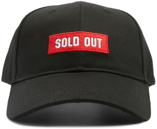 21 Men Sold Out Graphic Baseball At Forever 21 , Black/red Cap