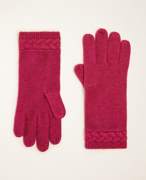 Ann Taylor Cable Glove
